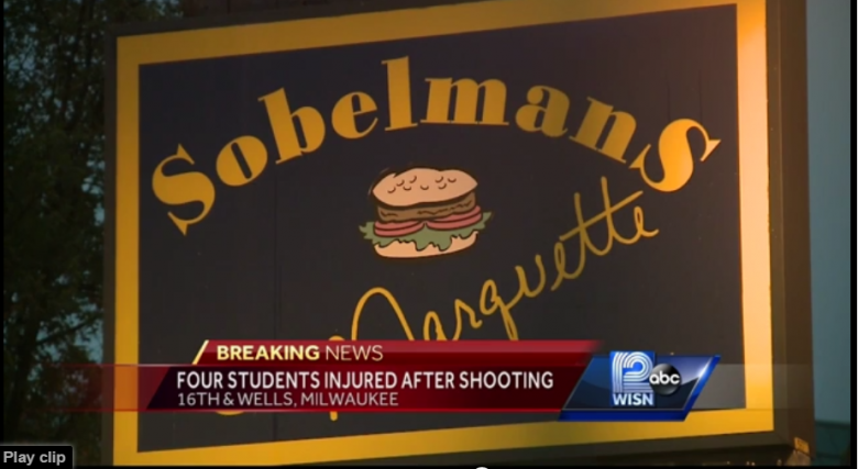 Concealed Gun Carrier Screws Up, Shoots Four At Restaurant