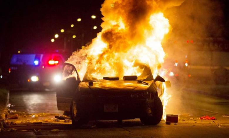 Racial Unrest In Milwaukee Follows Police Shooting