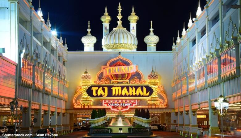 Another Trump Brand Goes Down In Flames: Atlantic City Taj Mahal To Close After Labor Day