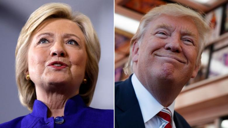 Maybe Trump Is Preparing To Debate The Right-Wing Stereotype Of Hillary Instead Of The Real One