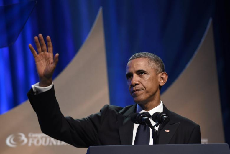 A Readers' Guide To President Obama's Amazing Congressional Black Caucus Speech