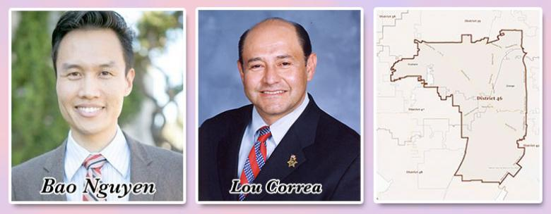 Why Bao? Lou Correa's Record Proves He's Not A Democrat