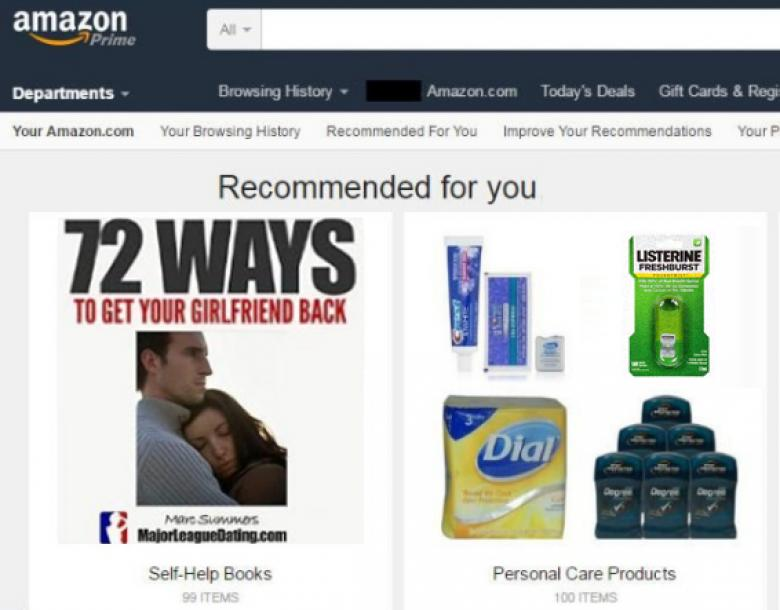 Open Thread - What The Heck, Amazon?