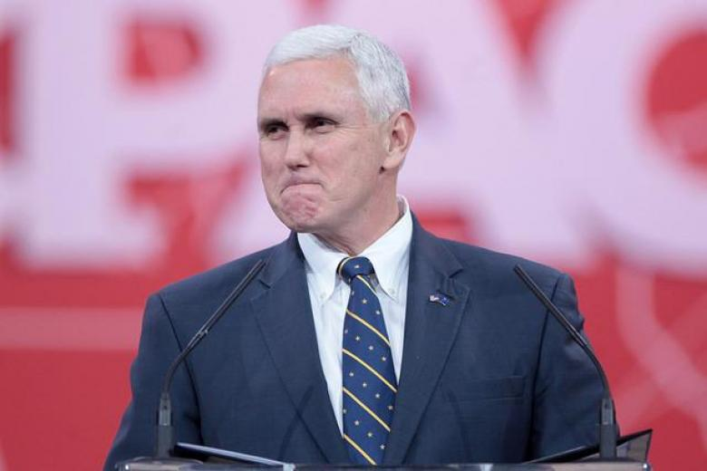 No, Mike Pence Is Not The 2020 Frontrunner