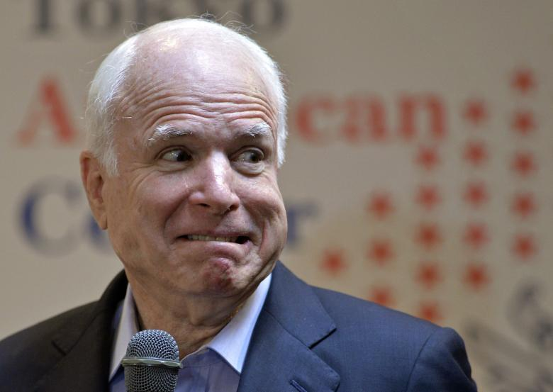 John McCain Promises That GOP Will Block Any Clinton SCOTUS Nominee - Or Maybe Not