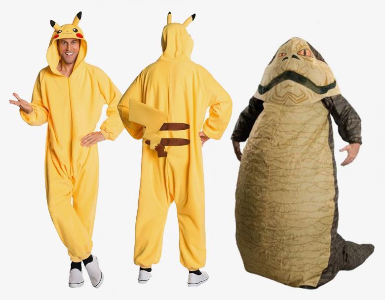 Open Thread - Worst Halloween Costumes, 2016