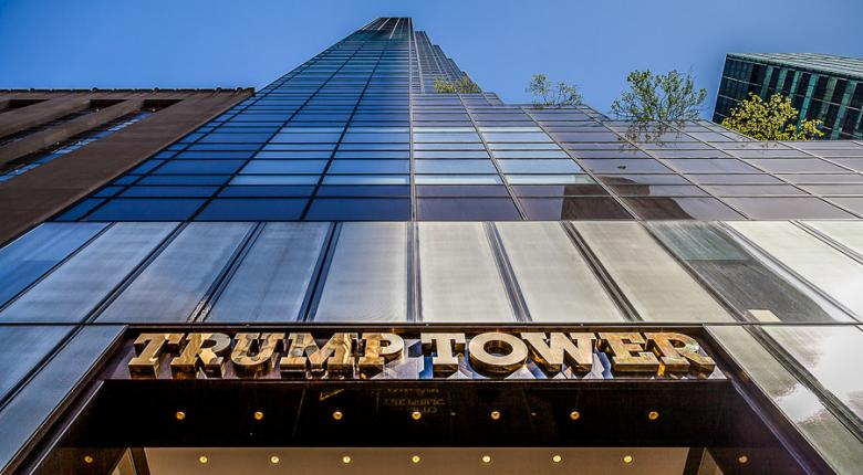 New York Times Catches Trump Aides Plotting Strategy On 270towin Website In Trump Tower Grill