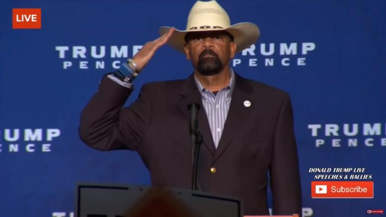 Sheriff Clarke Continues To Be A National Embarrassment