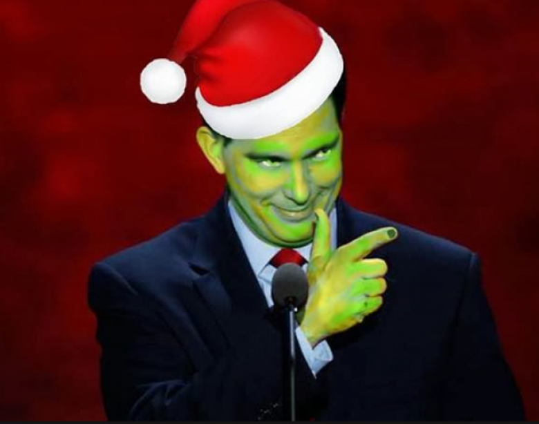 The Return Of The Grinch-Walker
