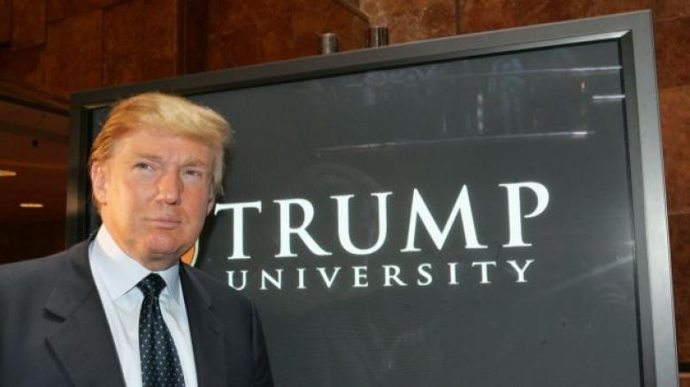 Trump University Lawsuit Quickly Settled For $25 Million