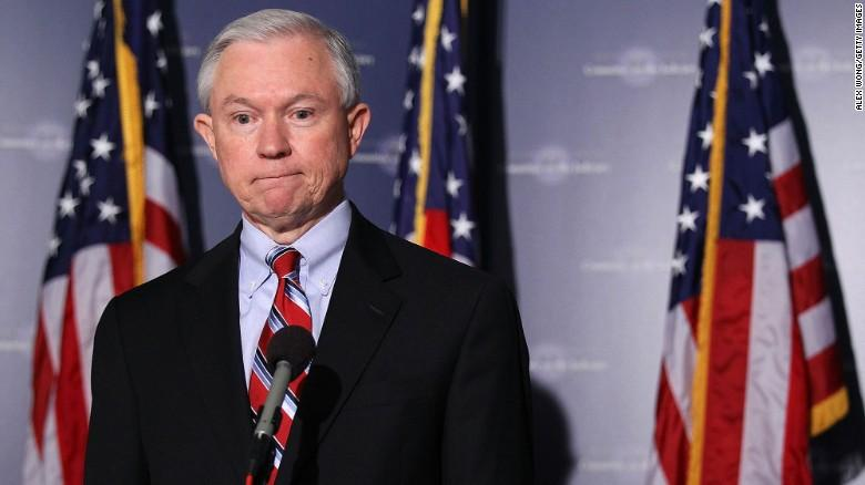 Sessions Will Not Recuse From DOJ Probes Into Trump's Russia Ties