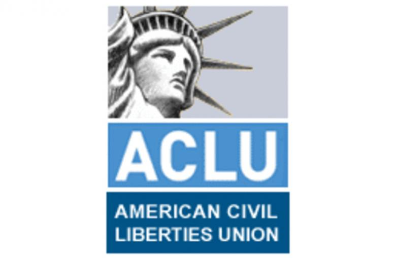 Did You Have A Nice Weekend?  ACLU Did!