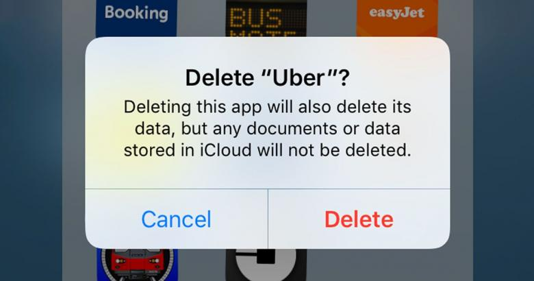 Why You Should Delete Uber
