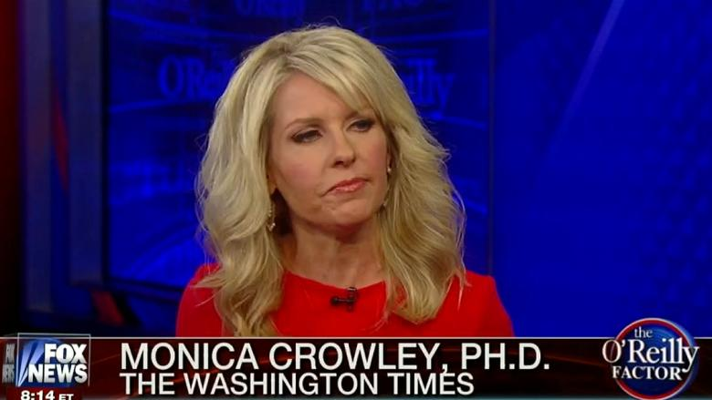Fox Contributor Turned Trump Adviser Monica Crowley Is A Big Plagiarist