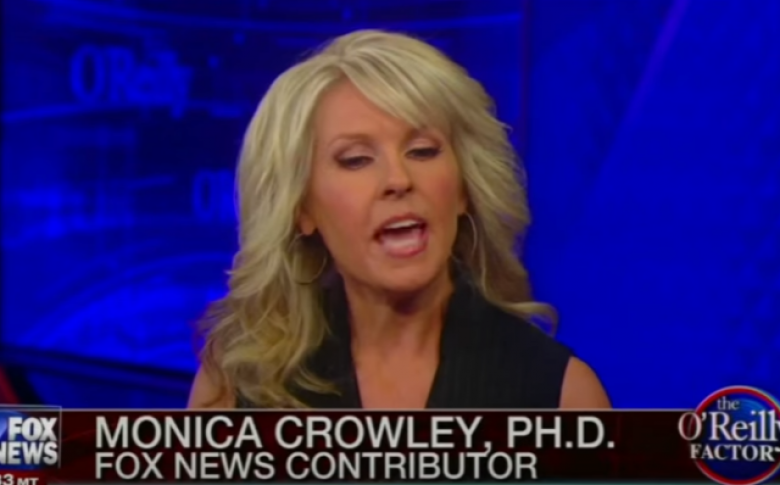 Plagiarist Monica Crowley Gets Top Job At Treasury Dept
