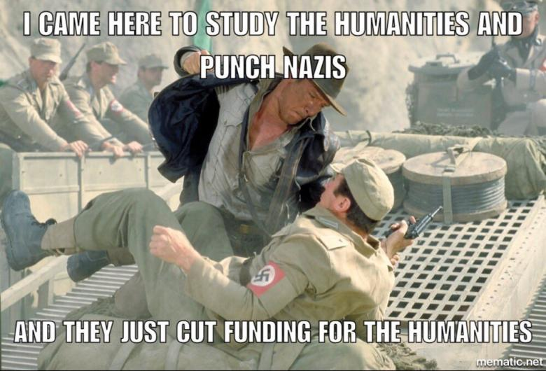 Open Thread - Indiana Jones FTW