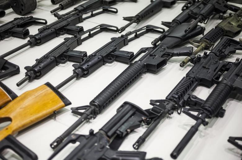 Federal Appeals Court Upholds Maryland's Assault Weapons Ban