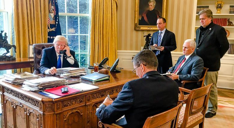 story donald trump vladimir putin white house call