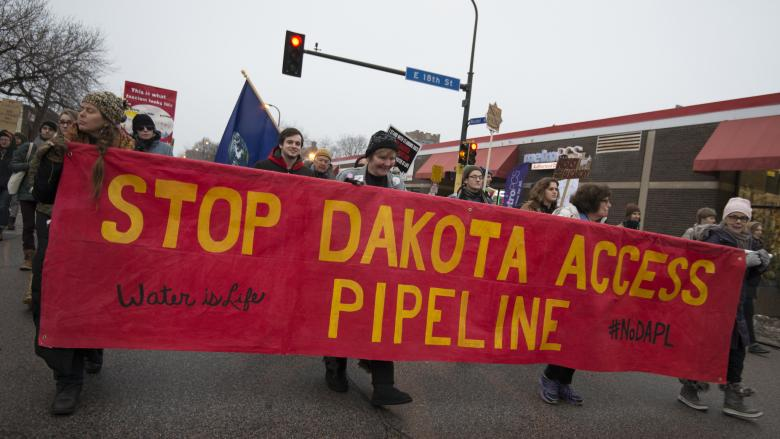 Army Corps Tossed Environment Studies On DAPL Because Trump Told Them To