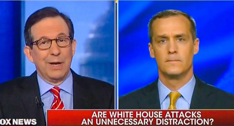 Chris Wallace Corners Lewandowski: 'How Many Jobs' Has Trump's War On The Media Created?
