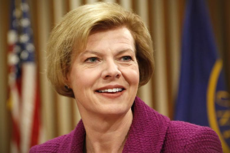 Sen Baldwin Burns Walker In Twitter Flame Fight