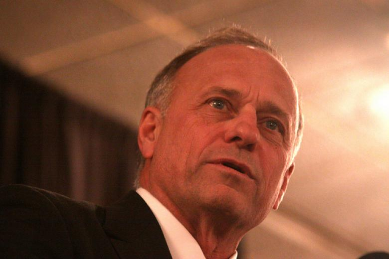 Not Trying To Hide It: Steve King Embraces His Inner Nazi