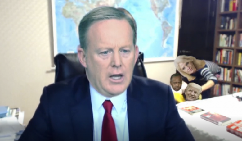 The Daily Show Uses Hilarious Toddlers In Trump Vs. S. Korea Scenario
