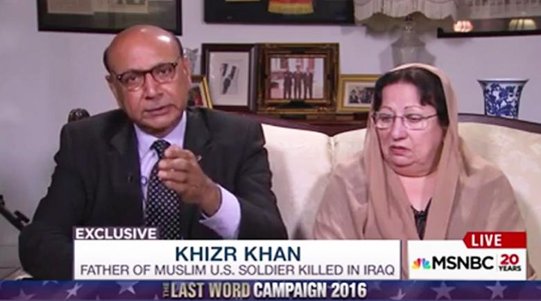 Gold Star Dad Khizr Khan's Canada Event Cancelled Due To Travel Privilege Review - (UPDATED)