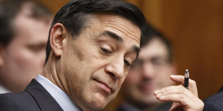 Darrell Issa Is Sinking Like A Sunset