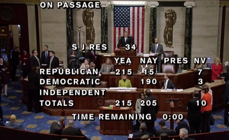 House GOP Votes To Allow ISPs To Sell Personal Browsing Information
