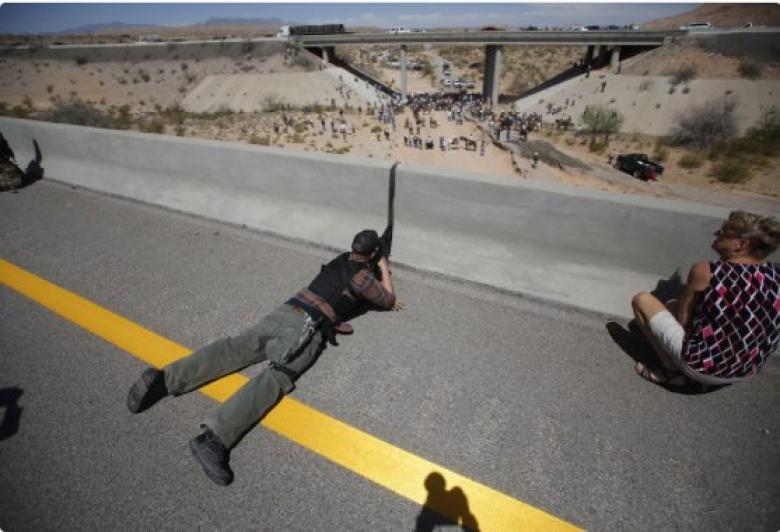 Mistrial Declared For Bundy Defendants, Even Sniper On Highway Bridge!