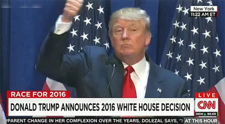 Trump's Mar-a-Lago Easter Tweets Include Preparing For War