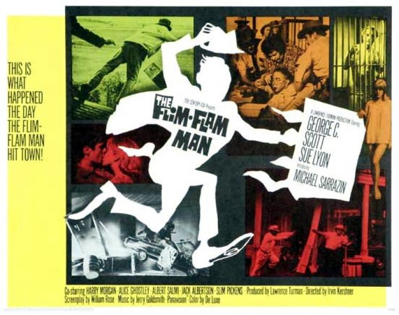C&L's Saturday Night Chiller Theater:  The Flim Flam Man (1967)
