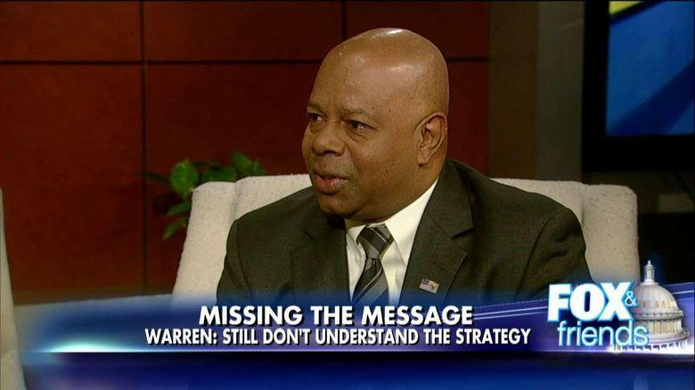 Fox's Webb Attacks Elizabeth Warren: I'm Not Taking National Security Advice From Her