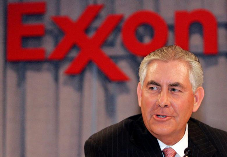 Exxon Looks To Tillerson For Sanctions Break So They Can Score A Jackpot