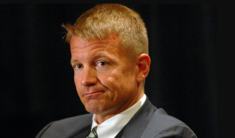 REPORT: Erik Prince Brokered Backchannel For Trump And Putin