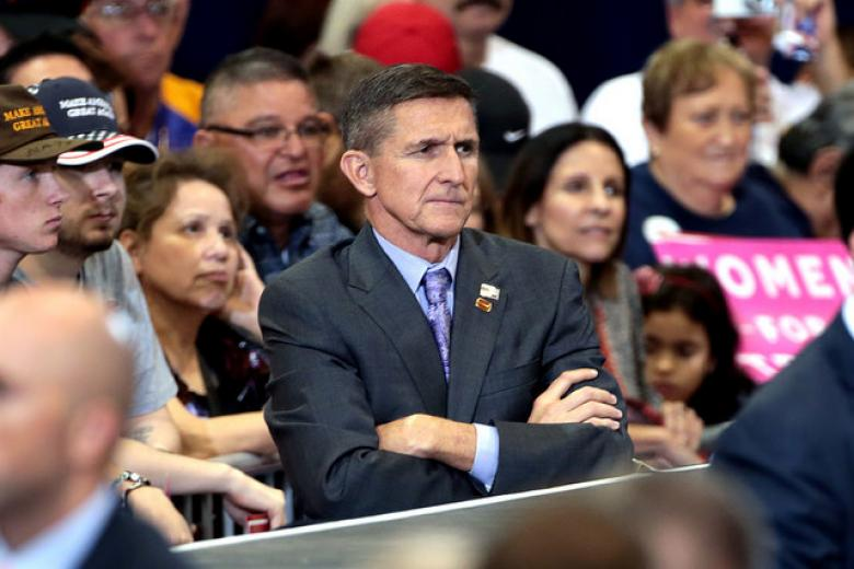 Trump Asked Michael Flynn To 'Stay Strong' -- And Then Fired Comey Just Weeks Later