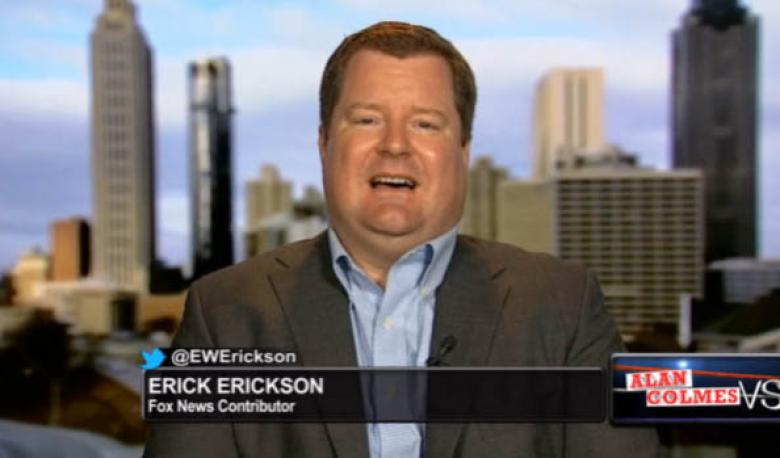 Erick Erickson: 'I Am Told What [Trump] Did Is Actually Far Worse Than What Is Being Reported'