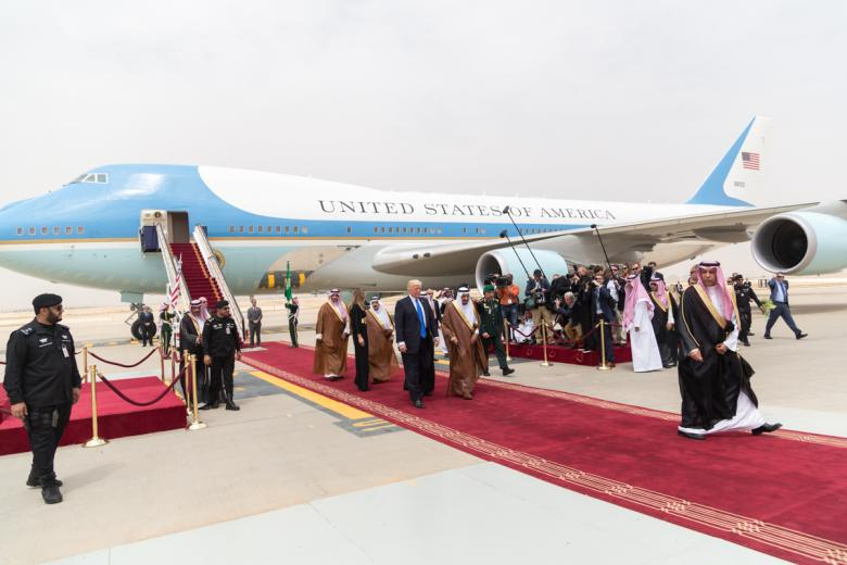 Trump's Visit To Saudi Arabia Sends Wrong Message