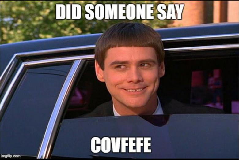 COVFEFE Act Introducted To Include Social Media As Part Of Official Presidential Records
