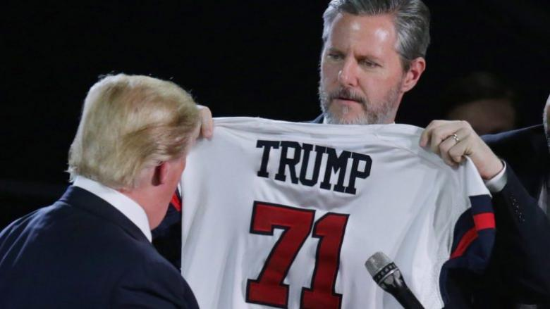 White House: Jerry Falwell Jr. Will Be Part Of Education Reform Task Force