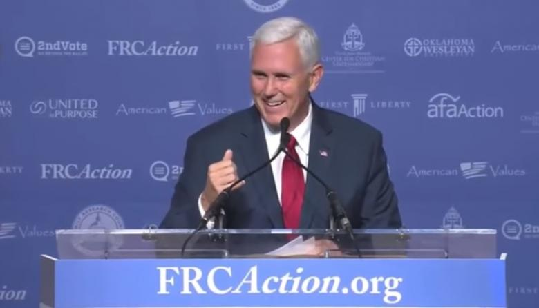 Mike Pence To Speak At Conference Hosted By Radical Pastor John Hagee