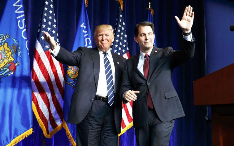 Walker To Trump: Tweet More!