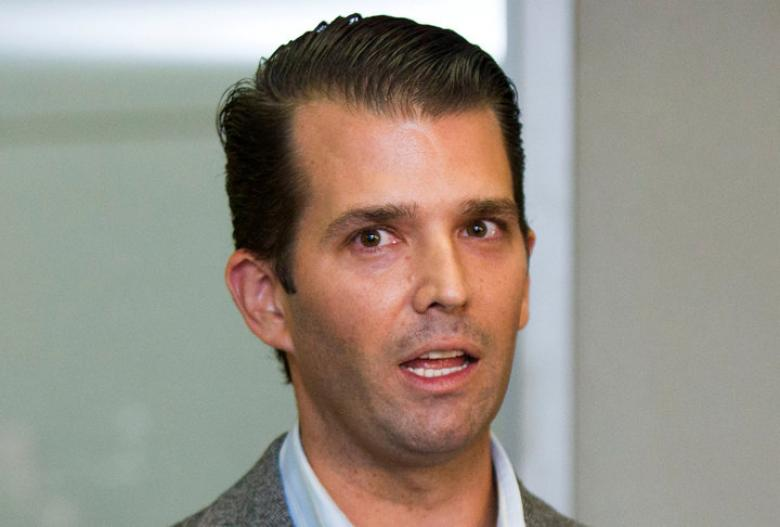 Image result for trump jr comrade