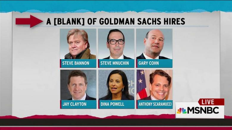 The Mooch, The Donald, And The Goldman-Sachs-ification Of Government