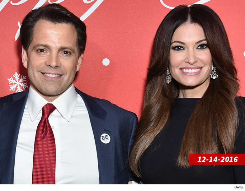 Was An Affair With Kimberly Guilfoyle The Real Reason Anthony Scaramucci Was Fired?