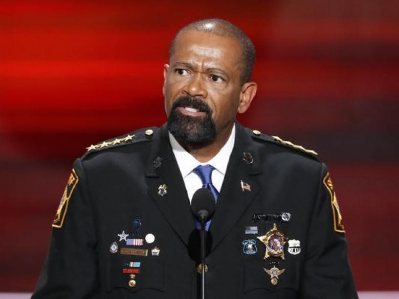 Sheriff Clarke Abruptly Quits, Provides No Reason