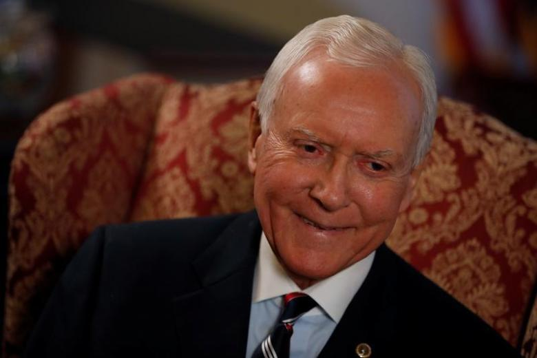 Orrin Hatch: White House 'Shot Their Wad On Health Care'