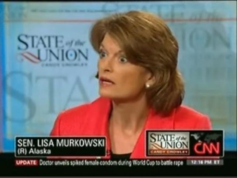 GOP Is Trying To Bribe Sen. Murkowski By Letting Alaska Keep Obamacare