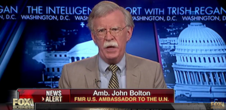Whistleblower To Congress: Trump Override For 25 Security Clearances, Including Bolton